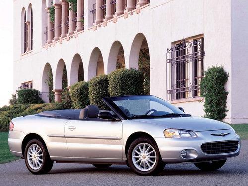 Chrysler Sebring 2000 - 2003