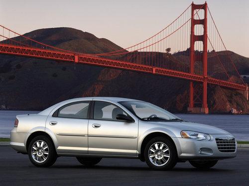 Chrysler Sebring 2003 - 2006