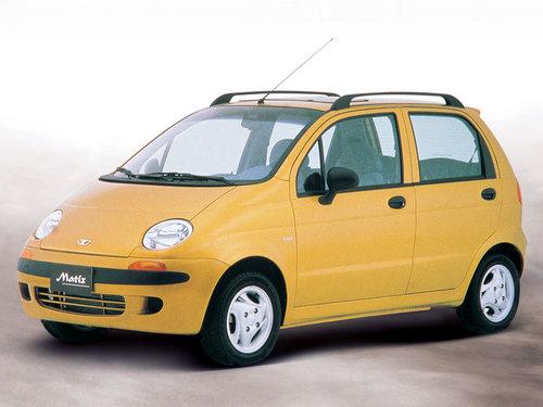 Daewoo Matiz 1997 - 2000