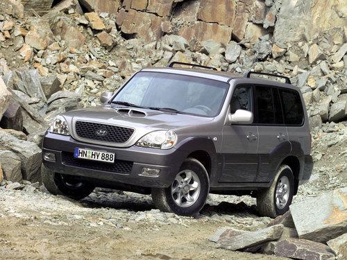 Hyundai Terracan 2004 - 2006