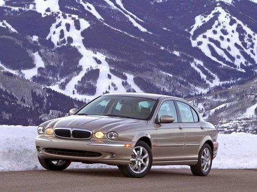 Jaguar X-Type 2001 - 2007