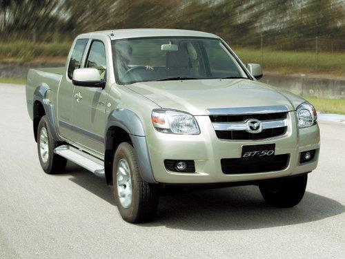 Mazda BT-50 2006 - 2008