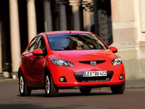 Mazda Mazda2 2007 - 2010