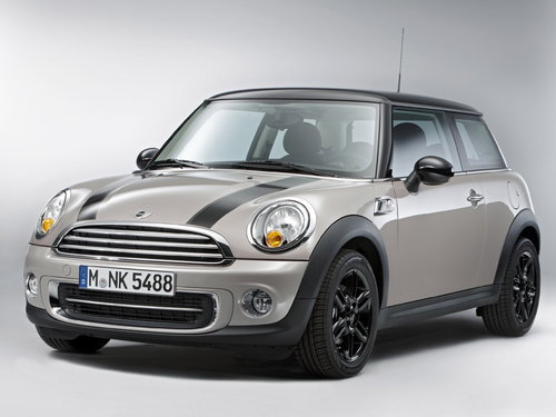 Mini Hatch 2010 - 2014