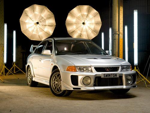 Mitsubishi Lancer Evolution 1998 - 1998