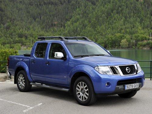 Nissan Navara 2010 - 2015