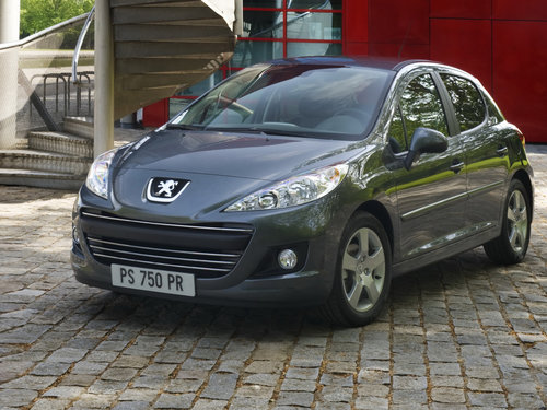 Peugeot 207 2009 - 2011