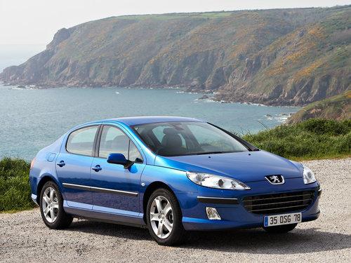 Peugeot 407 2004 - 2008