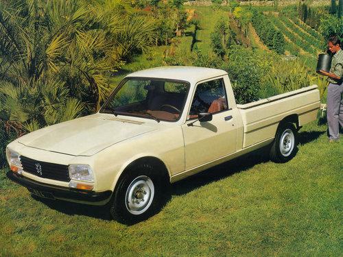 Peugeot 504 1979 - 1996
