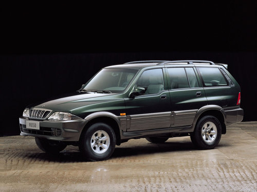 SsangYong Musso 1998 - 2005