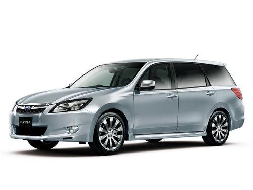 Subaru Exiga 2011 - 2015