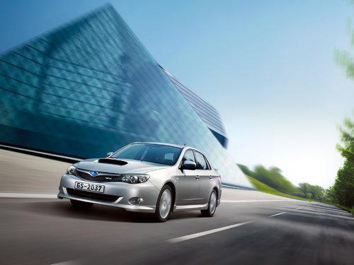 Subaru Impreza WRX 2007 - 2011