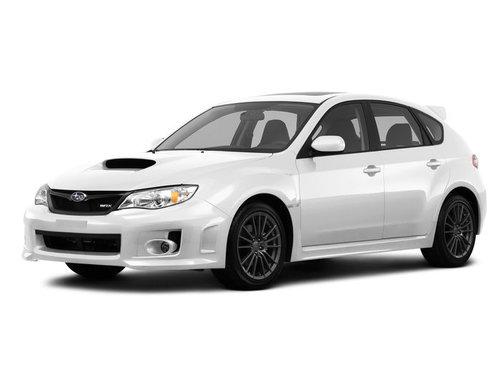 Subaru Impreza WRX STI 2011 - 2013