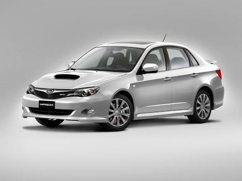 Subaru Impreza WRX STI 2007 - 2011