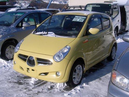 Subaru R2 2004 - 2005