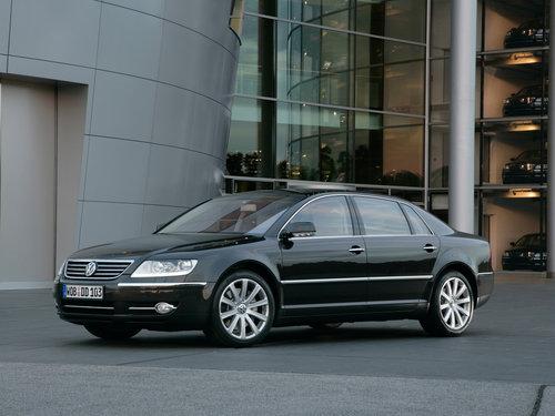 Volkswagen Phaeton 2007 - 2010
