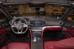 Mercedes-Benz SL-Class SL 400 (02.2016)