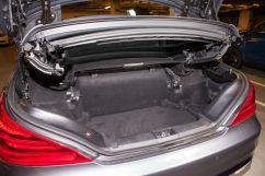 Объем багажника, л: 345