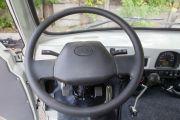 Кожаная оплетка рулевого колеса: нет