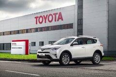Новость о Toyota RAV4
