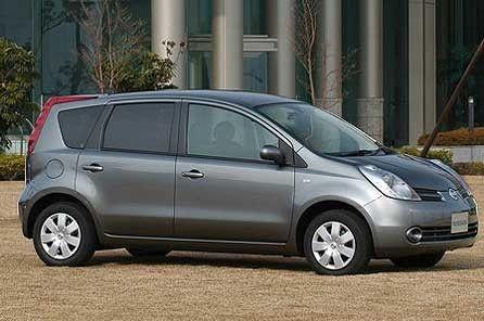 Nissan Note  - отзыв владельца