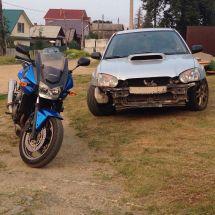 Subaru Impreza WRX, 2004