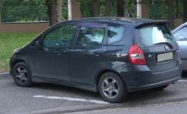 Honda Fit, 2003