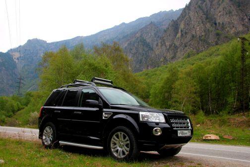 Land Rover Land Rover 2009 - отзыв владельца