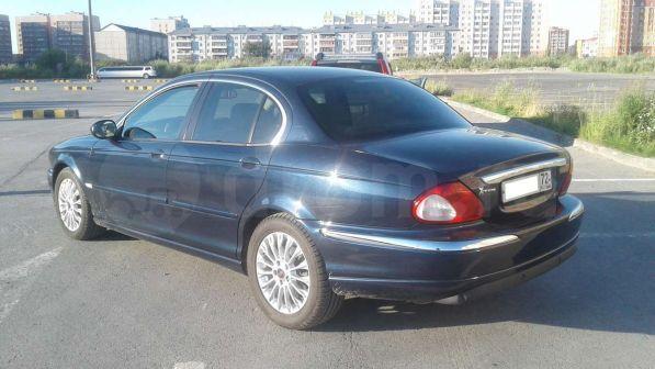 Jaguar X-Type 2006 - отзыв владельца