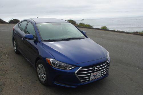 Hyundai Elantra 2016 - отзыв владельца