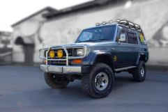 Toyota Land Cruiser Prado, 1992