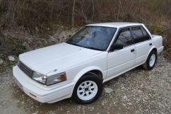 Nissan Bluebird Maxima, 1986