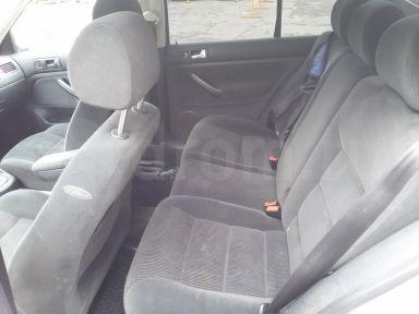 Volkswagen Jetta, 2001