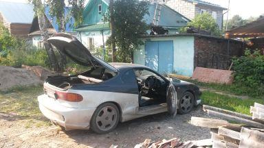 Toyota Celica, 1991