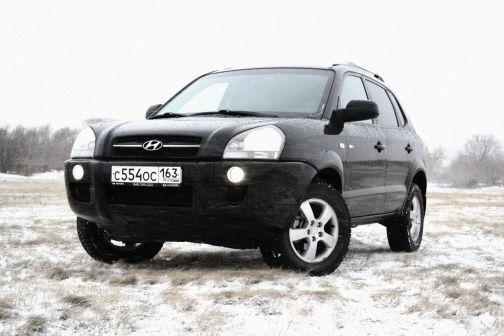 Hyundai Tucson 2006 - отзыв владельца
