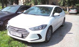 Hyundai Elantra, 2016