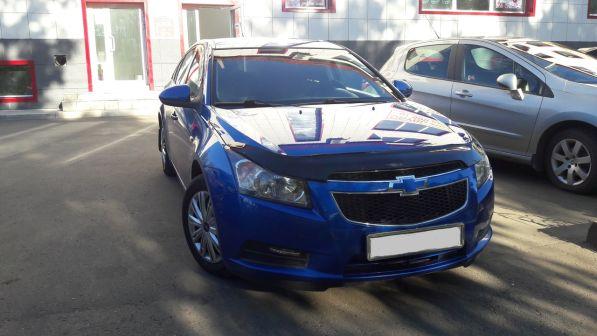 Chevrolet Cruze 2009 - отзыв владельца