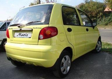 Daewoo Matiz, 2007