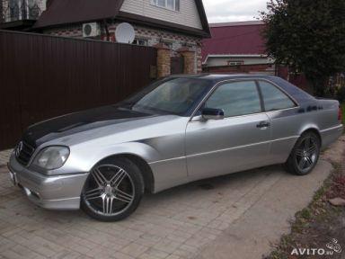 Mercedes-Benz CL-Class,