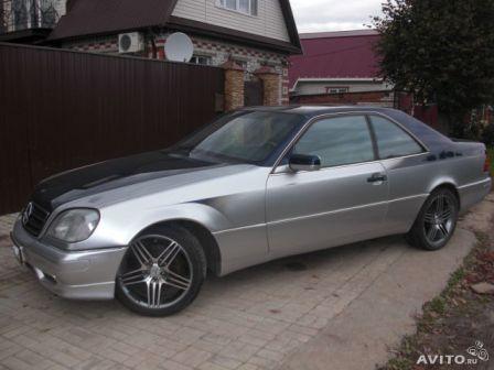 Mercedes-Benz CL-Class  - отзыв владельца