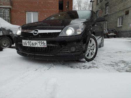 Opel Astra GTC 2007 - отзыв владельца