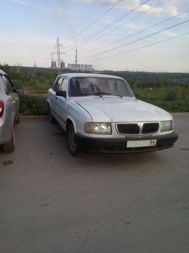 ГАЗ 3110 Волга 1999 отзыв автора | Дата публикации 24.08.2016.