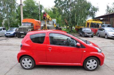 Toyota Aygo, 2009
