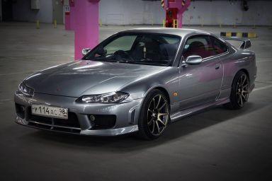 Nissan Silvia, 1999