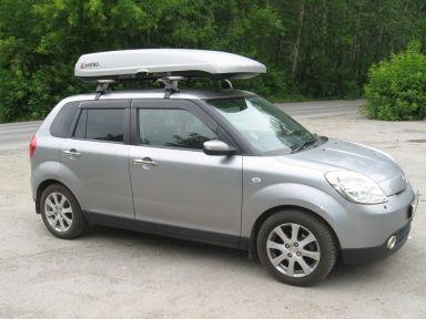 Mazda Verisa, 2009