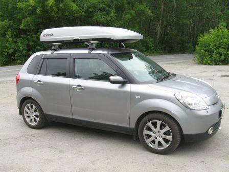 Mazda Verisa 2009 - отзыв владельца