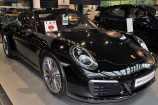 Porsche 911. ЧЕРНЫЙ МЕТАЛЛИК_JET BLACK