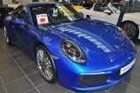 Porsche 911. СИНИЙ МЕТАЛЛИК_SAPPHIRE BLUE METALLIC (N1)