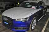 Audi A6. СИНИЙ, ПЕРЛАМУТР (SEPANG BLUE)