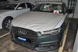 Audi A6. ЗЕЛЕНЫЙ, МЕТАЛЛИК (GOTLAND GREEN) (Q6Q6)